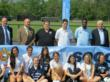 Manchester City Football Club Donates Soccer Equipment to Hurricane Sandy Victims in Staten Island