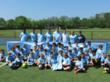 Manchester City Football Club with Staten Island United Soccer Players.