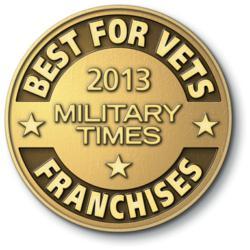 2013 Best for Vets logo