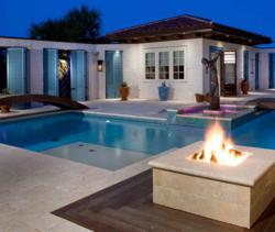 Aquashapes luxury pools and outdoor lifestyles.