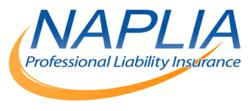 NAPLIA professional liability or errors and omissions insurance