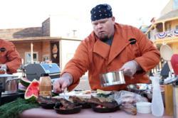 FoodNetwork Chopped Grill Master Chad Ward