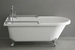 Baths Of Distinction Now Offers A New Clawfoot Tub