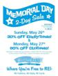 Save on Summer Fashion at Thrift Town's 2-Day Memorial Day Sale