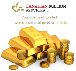 Canadian Bullion Services Logo