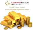 Canadian Bullion Services Launches New E-Commerce Site