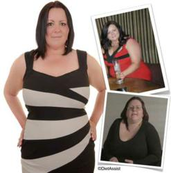 Julie lost 2 stone and dropped 2 dress sizes with DietAssist