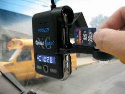 Dual-Vision™ XC assists commercial drivers in following federal laws regarding hand-held devices. Failure-to-comply distracted driving fines negatively impact drivers and businesses, with potential fees in the tens of thousands of dollars.