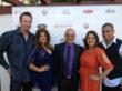 """YM & Associates PR: Darin Laird, Yvette Morales, Omar Akram, Merry Akram, Jonathan Rosario at the Women's Campaign International """"Spring To Make A Difference"""" Event - Special Performer John Legend"""