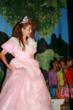 Dianna Foran of Homer Glen played the beautiful good witch Glinda in Everest Academy's production of the Wizard of OZ