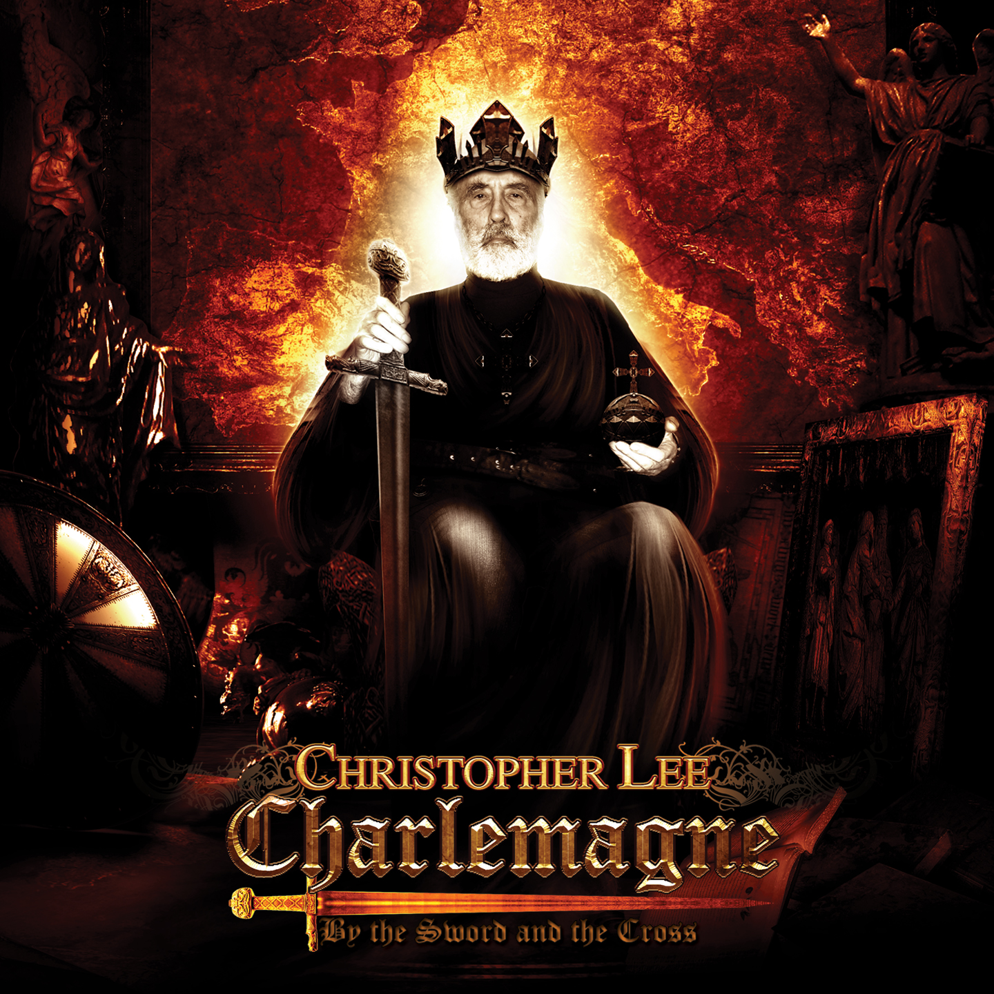 Christopher Lee - The First Knight of Heavy Metal and His ...