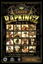 Latin Rap Kingz - Dope House Records