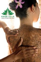Massage Therapist at Krabi Riviera, Thailand