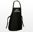 personalised gifts apron
