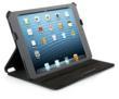 Leather iPad mini Case in Black from Pipetto