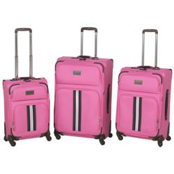 Tommy Hilfiger Pink Luggage Set from LuggagePoint.com