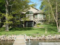Buy lakeshore home in Minn. and W. Wisc.