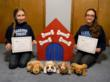 Garrison Forest Sister Team Wins Annual Johns Hopkins Robo-Challenge...