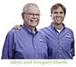 Allyn and Greg Harth
