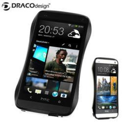 Draco Design Aluminium Bumper for HTC One