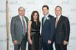 Honorees Howard Chatzinoff (Weil, Gotshal & Manges) and Christopher Hayward (Highbridge Capital Management) join Rosanna Scotto and Board Chair Dave Barger of JetBlue Airways at PENCIL's Annual Gala.