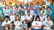 Young Artists Paint for Philanthropy Led By Filipino-American Artist...