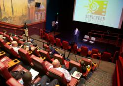 Filmmaker Isa Totah conducted workshops at the 8th annual Sunscreen Film Festival in St. Petersburg, Florida, April 18–21, 2013.  Totah's appearance at the festival was sponsored in part by the Tampa Bay chapter of Youth for Human Rights.