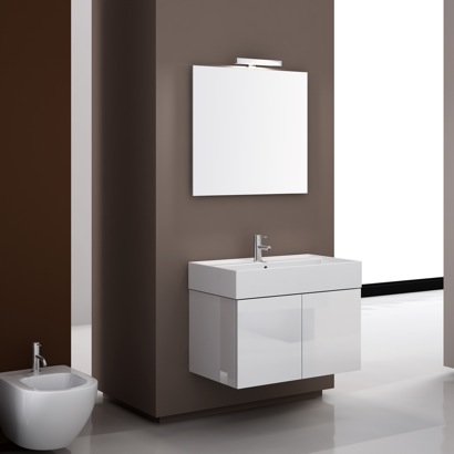 Cottage Style Bathroom Vanity on Com Introduces White Bathroom Vanities For Any Style Bathroom