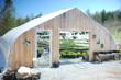 Rimol Greenhouse Systems Delivers State-of-the-Art Greenhouse to Grime Greenhouse & Nursery in Waterford, VT