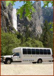 Discover Yosemite, which offers various Yosemite tour packages, was recognized by TripAdvisor for high levels of customer satisfaction