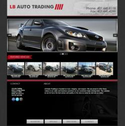 Carsfor Team Releases A New Website For Lb Auto Trading Dealership