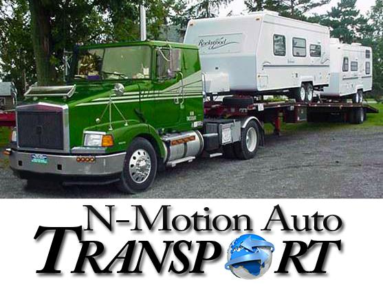 Nationwide RV Transport Companies Like N-Motion Auto