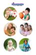 Create Button Image Cards at MyPhotosizer.com or with the free MyPhotosizer app