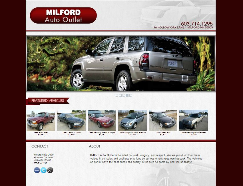 Announces Launch Of New Milford Auto