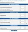 IntelliQuote Life Insurance Calculator