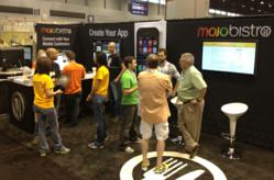 MojoBistro draws convention goers to its NRA booth