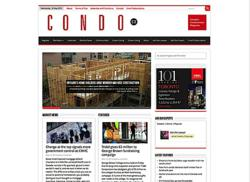 Home page of condo.ca for May 23, 2013