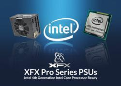 XFX Haswell Ready PSUs