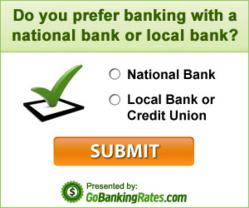 American Banking Preference Poll