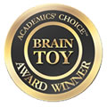 Reading Eggs Earns 2013 Academics' Choice Brain Toy Award
