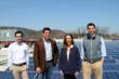 Assemblywoman Amy Paulin Tours Grand Prix New York's Green Installations