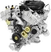 Rebuilt Ford 2.9L Engine