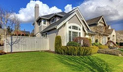 This is a nice home bought after comparing home mortgage loans