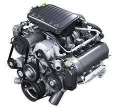Used Jeep Wrangler Engine