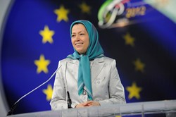 Iran, Maryam Rajavi, NCRI, National Council of Resistance of Iran, Iranian Opposition,
