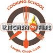 Kitchen on Fire Logo