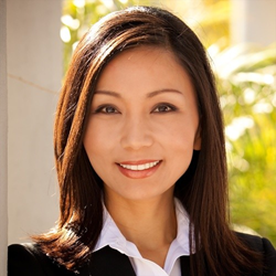 Founder of OCCares, Dr. Katherine Ahn