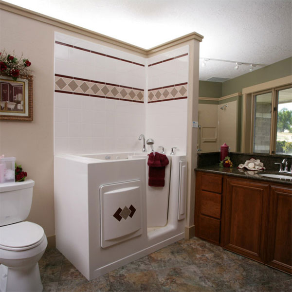 Home Design For Seniors: National Bathroom Safety Products Provider Announces