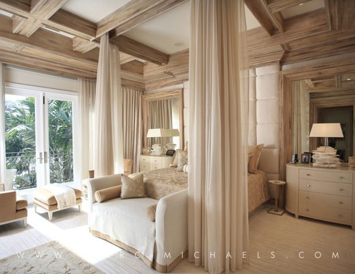 Master Bedroom Designed By Marc Michaels Interior Design