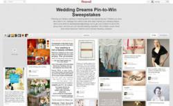 Wedding Dreams Pinterest Board